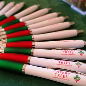 Cherry Trees Pen